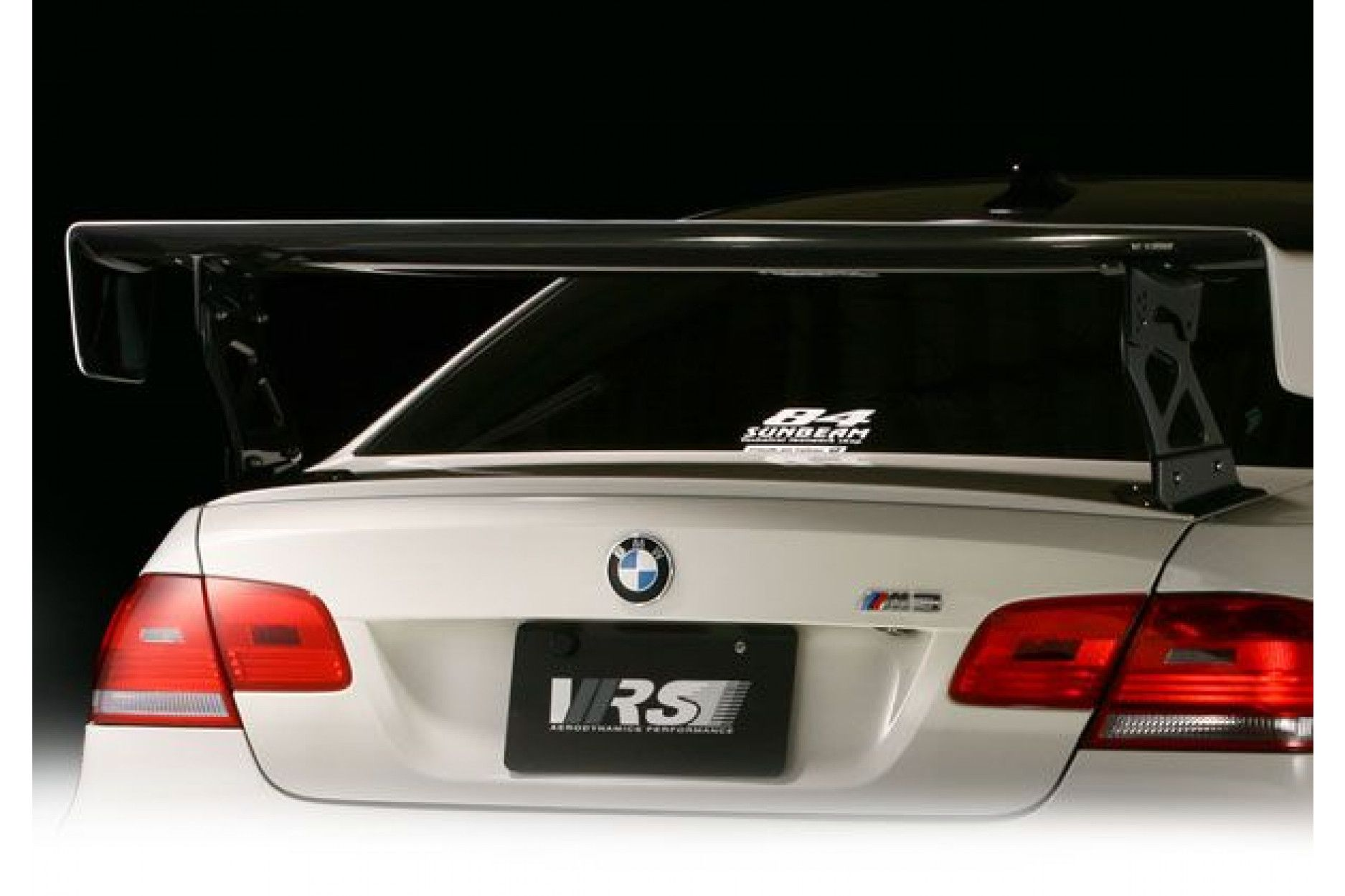 Varis GT-Spoiler Euro Edition für BMW E92 M3