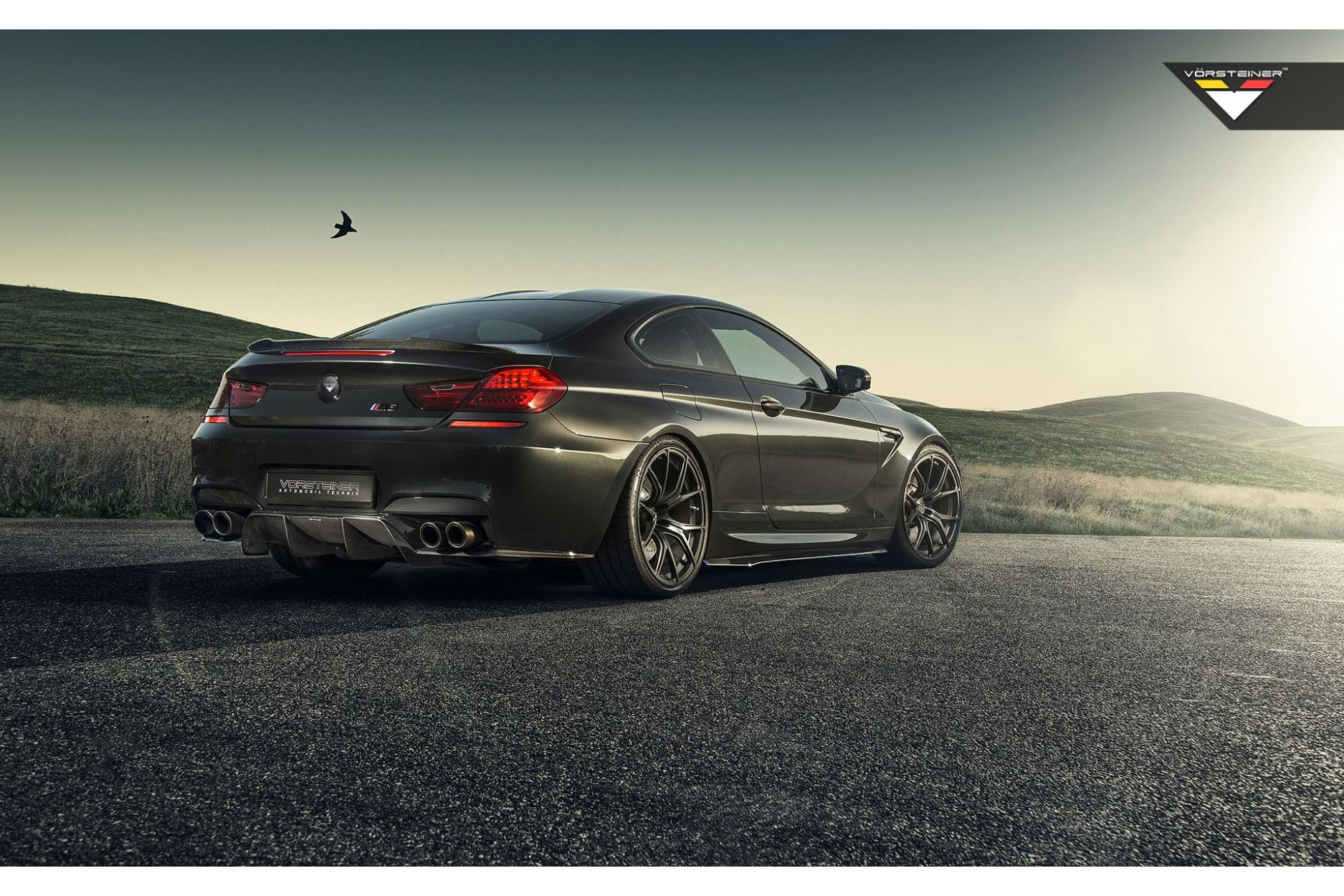 Vorsteiner Carbon Diffusor für BMW F12 M6