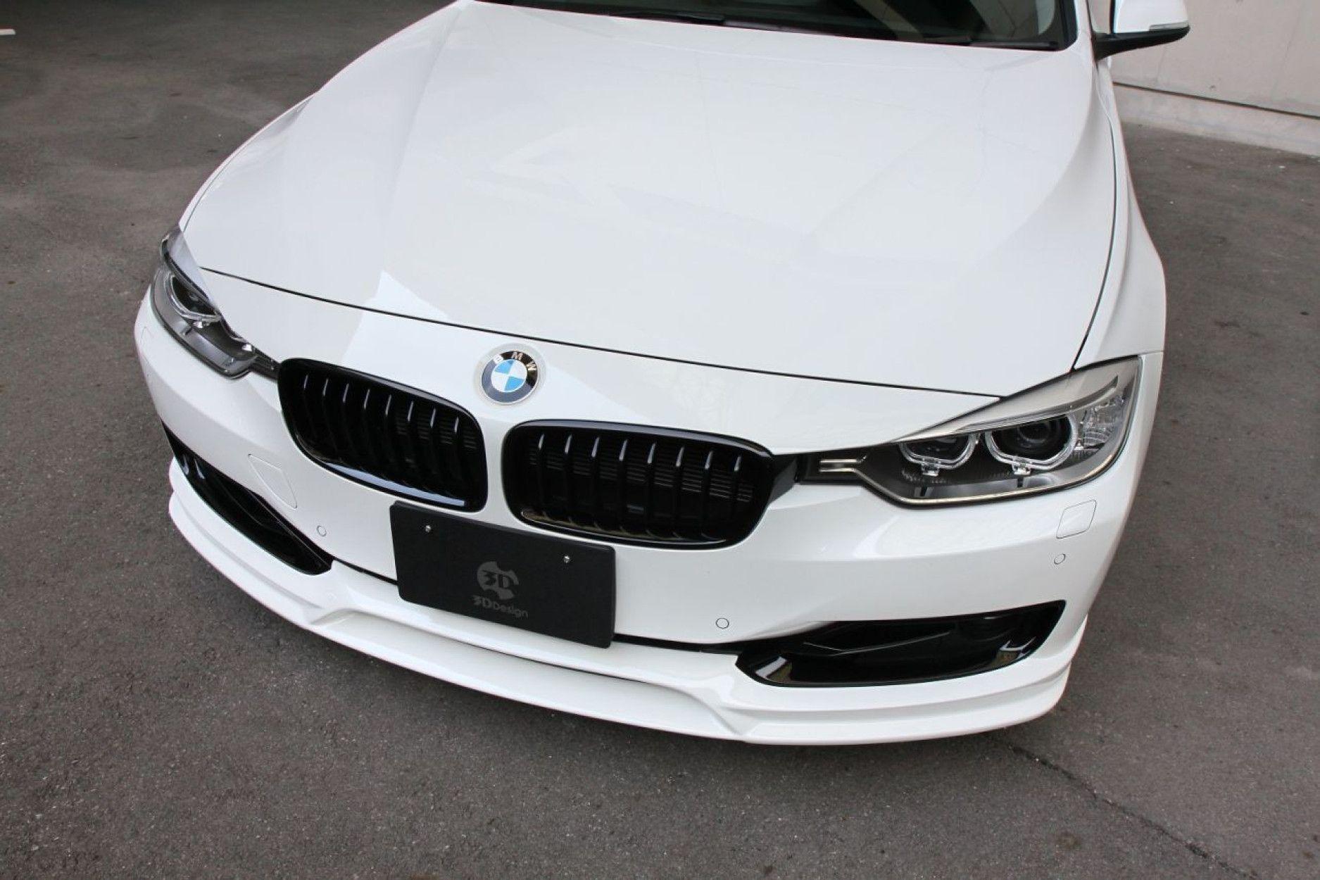 3DDesign Frontlippe für BMW 3er F30 F31 Sportline