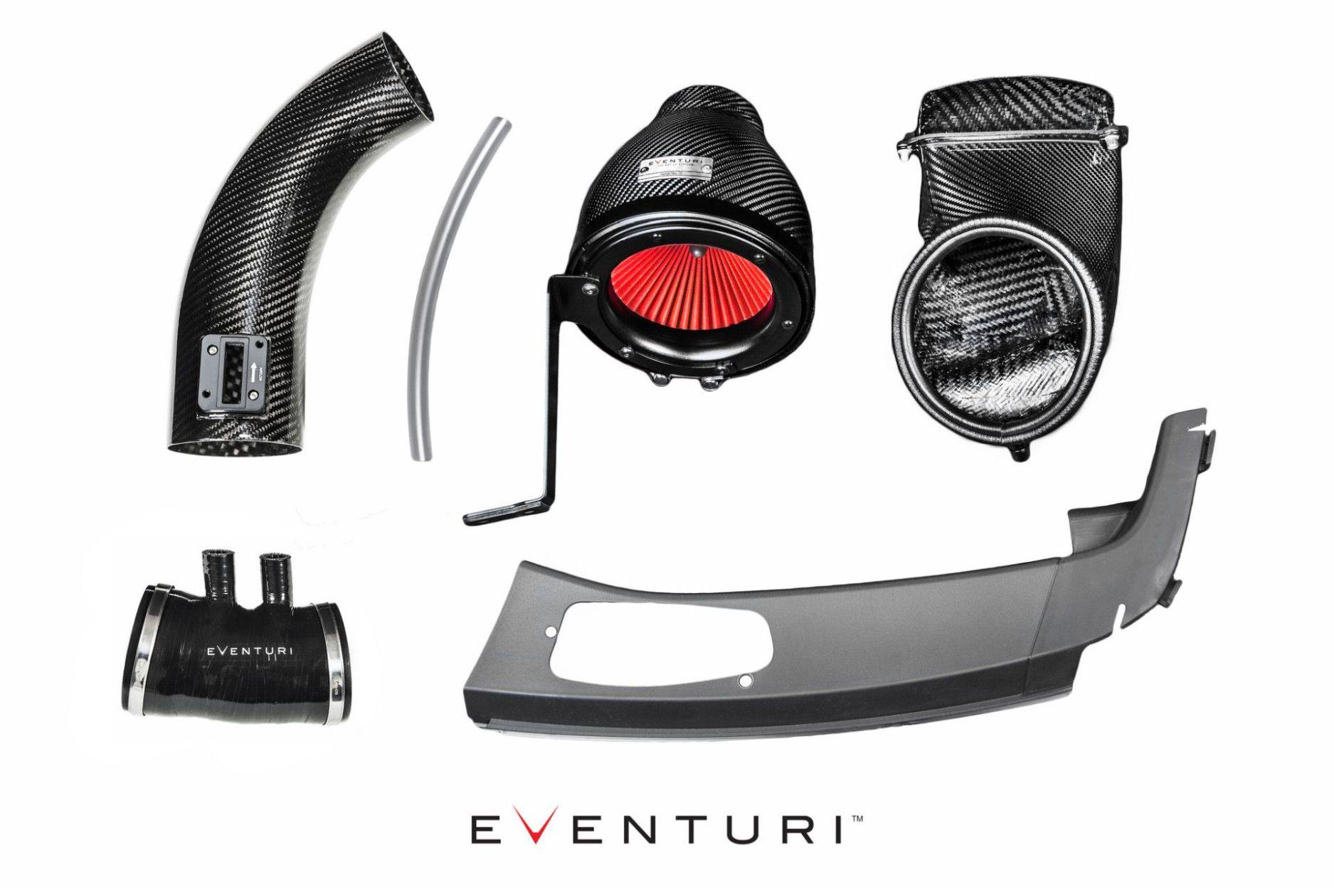 Eventuri Carbon Kevlar Ansaugsystem für Honda Civic FK2 Type R