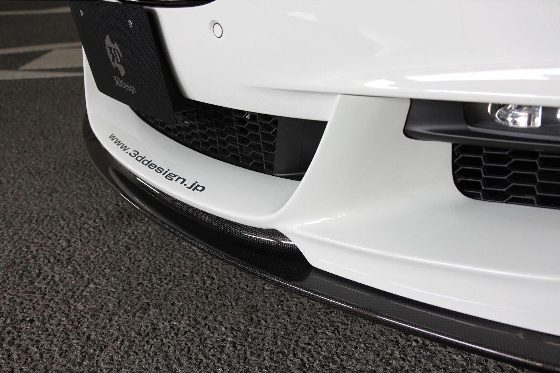 3DDesign Carbon Frontlippe Frontsplitter für BMW 6er F06 F12 F13 mit M-Paket