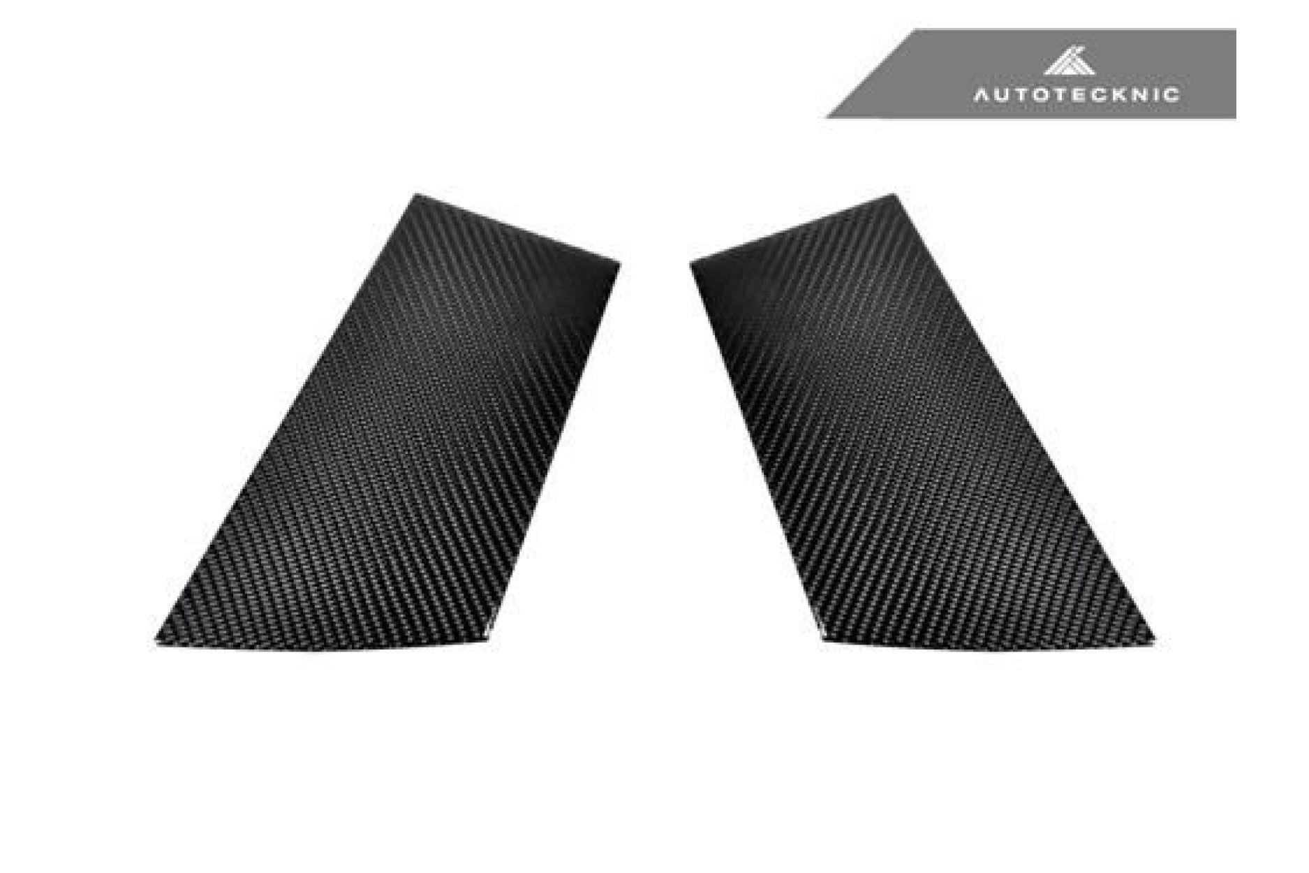 AutoTecknic Carbon B-Säulenverkleidung für 370Z