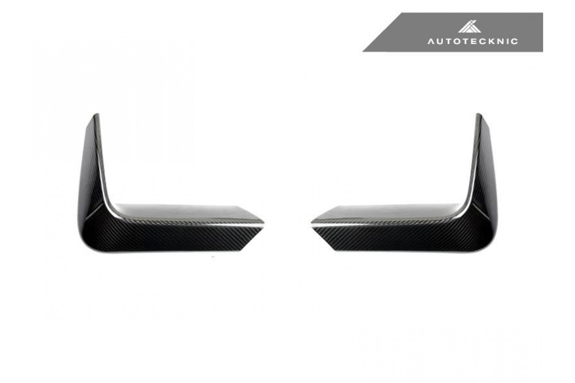 AutoTecknic Carbon Heckstoßstange Verkleidung für F80 M3 | F82/F83 M4