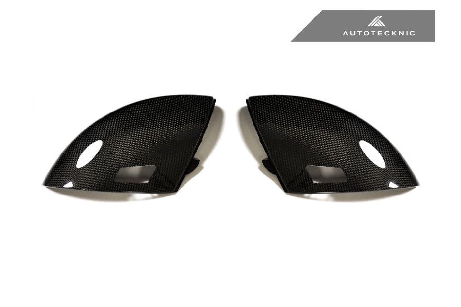 AutoTecknic Carbon Spiegelkappen Austausch - E60 M5 / M6 E63