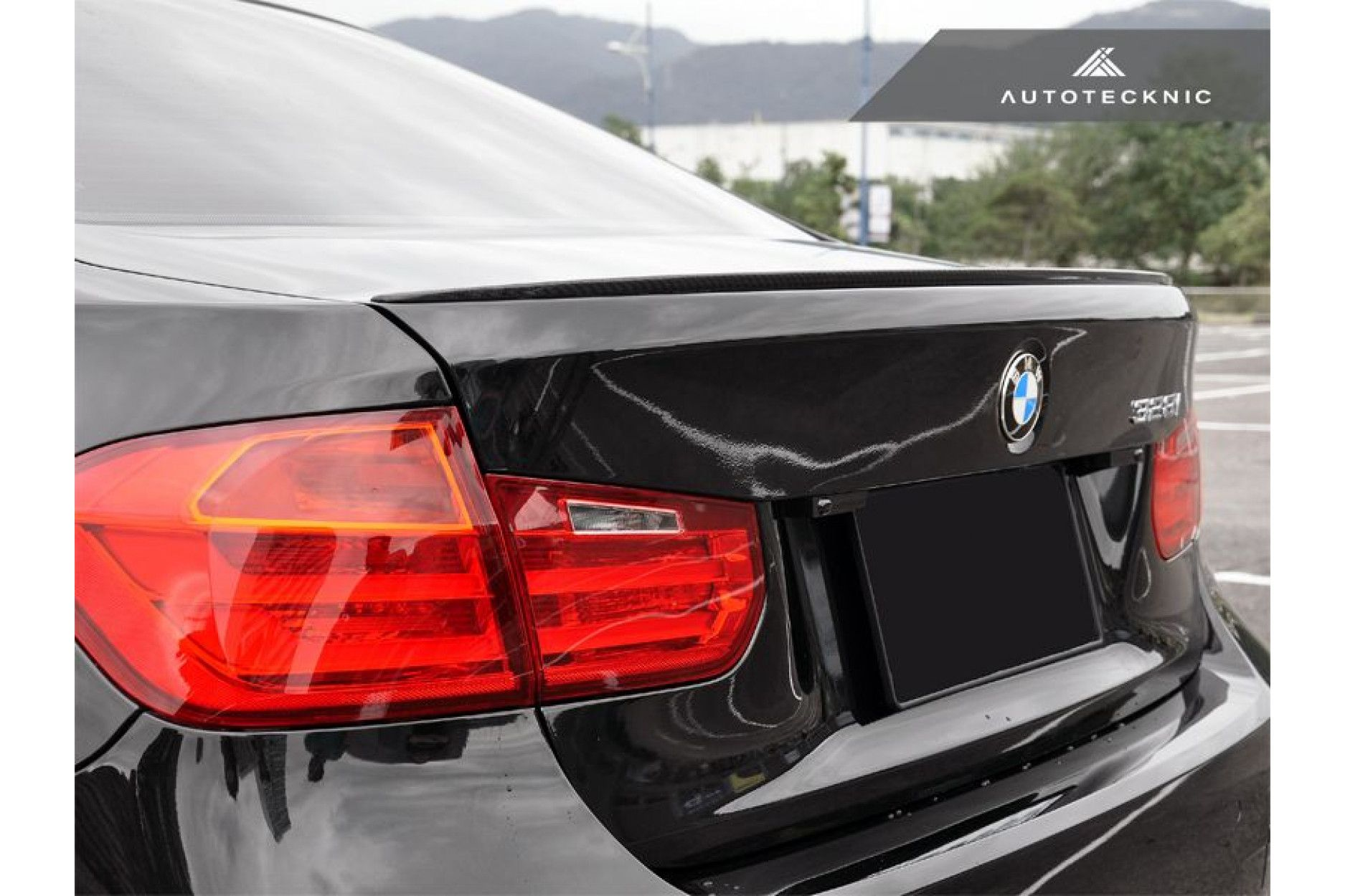 AutoTecknic Carbon Spoiler - BMW F30 3er | F80 M3