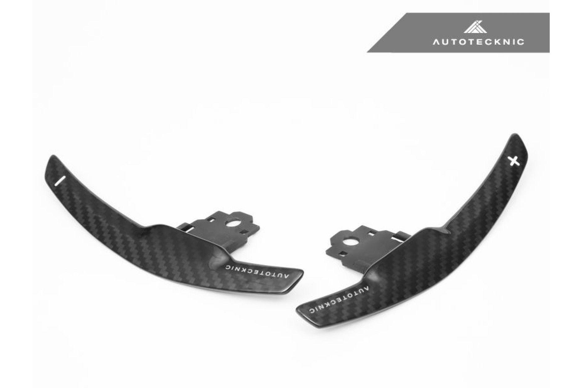 AutoTecknic Competition  Schaltwippen für F87 M2 F80 M3 F82 M4 F10 M5 F06 F12 F13 M6