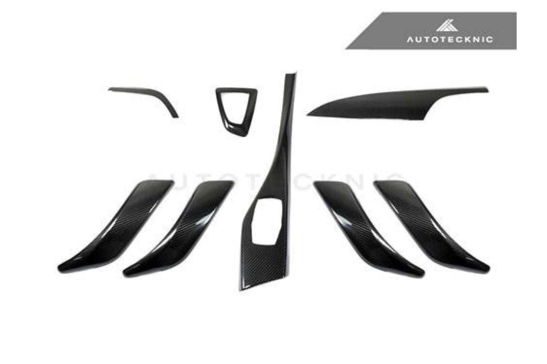 AutoTecknic Dry Carbon Innenverkleidung für F20/F21 1er | F22 2er