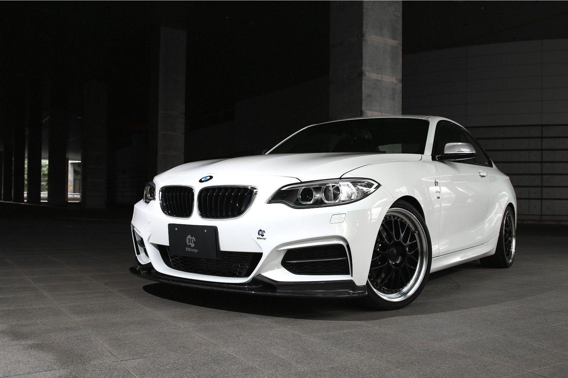 3DDesign Carbon Seitenschweller für BMW 2er F22 mit M-Paket