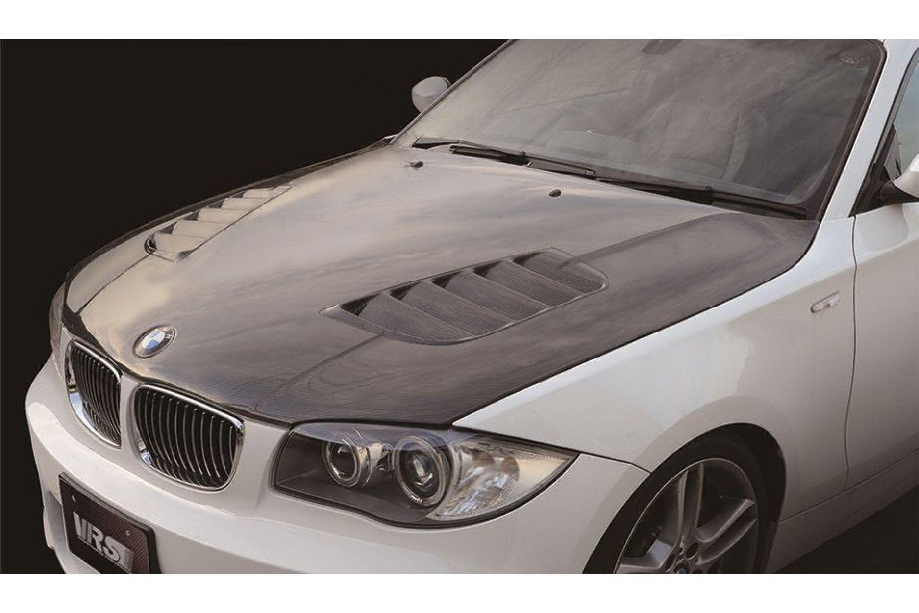 Varis Carbon Cooling Motorhaube System 1 für BMW 1er E82 E87 E88