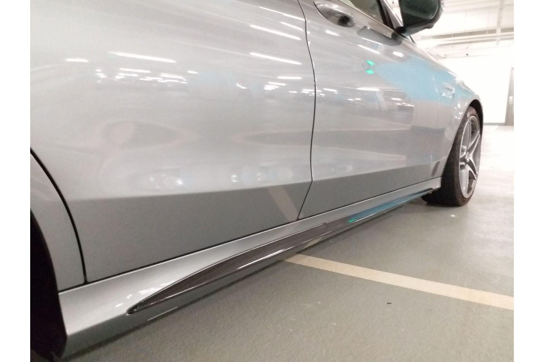 Boca Carbon Seitenschweller für Mercedes C63S W205 Edition 1