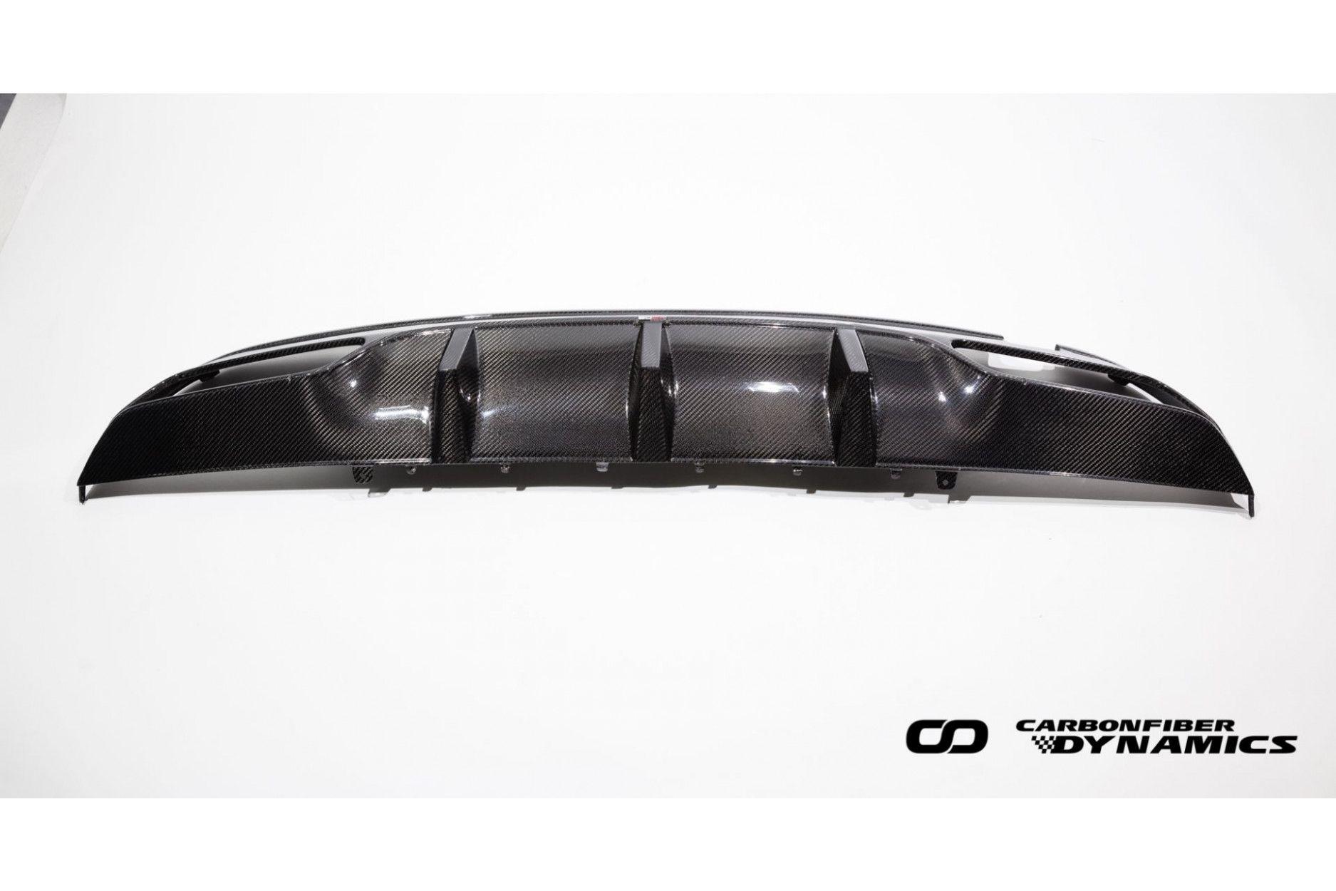 Boca Carbon Diffusor Race für Mercedes W205 C63