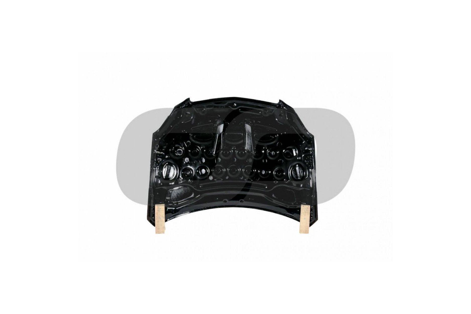 Boca Carbon Motorhaube ähnlich Black Series für Mercedes C63 AMG W204