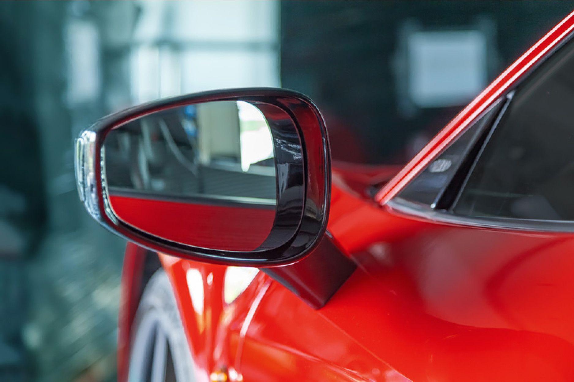 Capristo Carbon Spiegel fuer Ferrari 458 Italia 458 Spider 458 Speciale