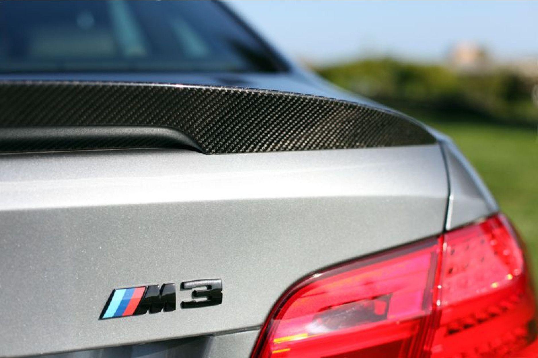 Boca Carbon Spoiler GTS-Style für BMW 3er E92 M3
