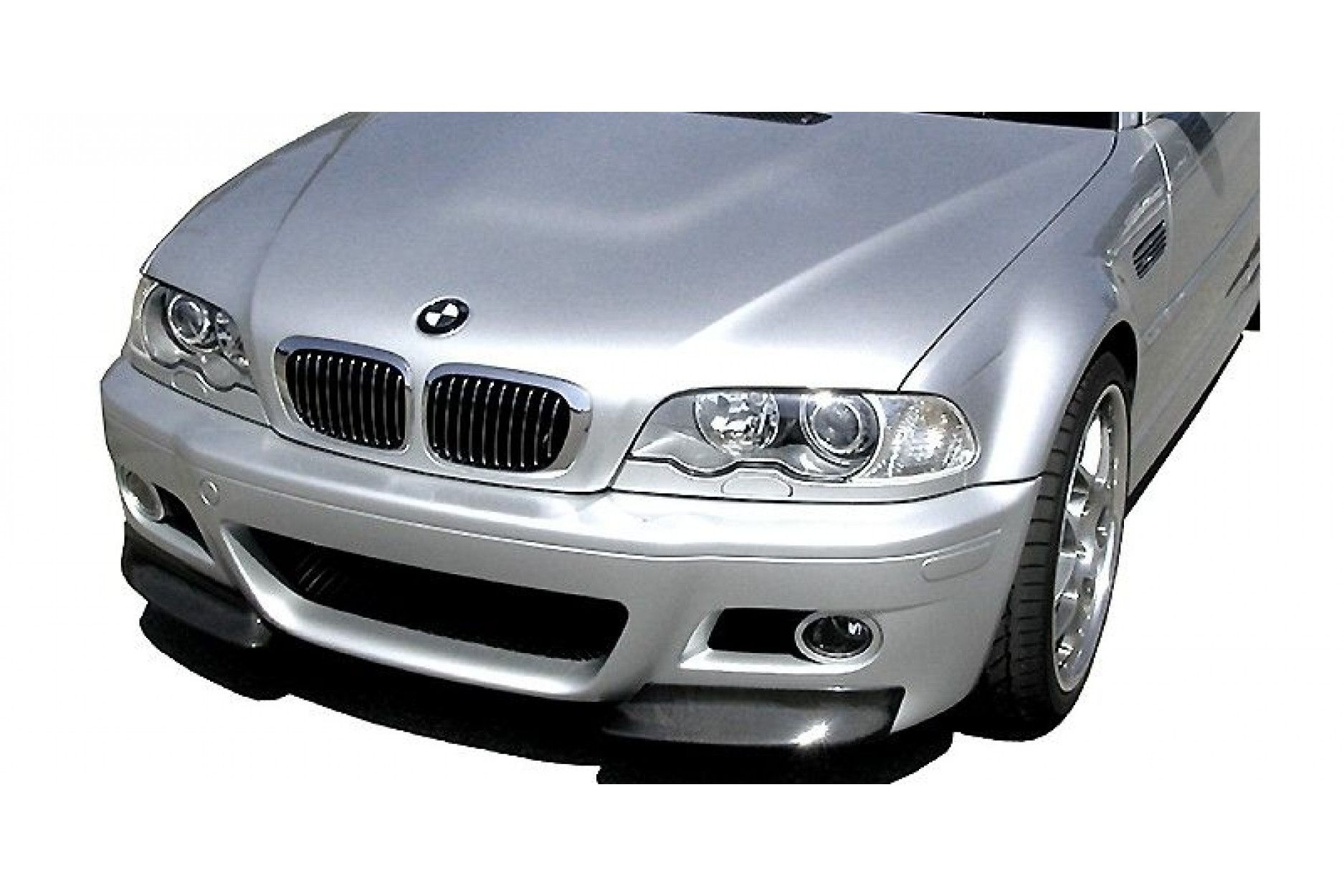 Scope Carbon Frontsplitter für BMW 3er E46 M3