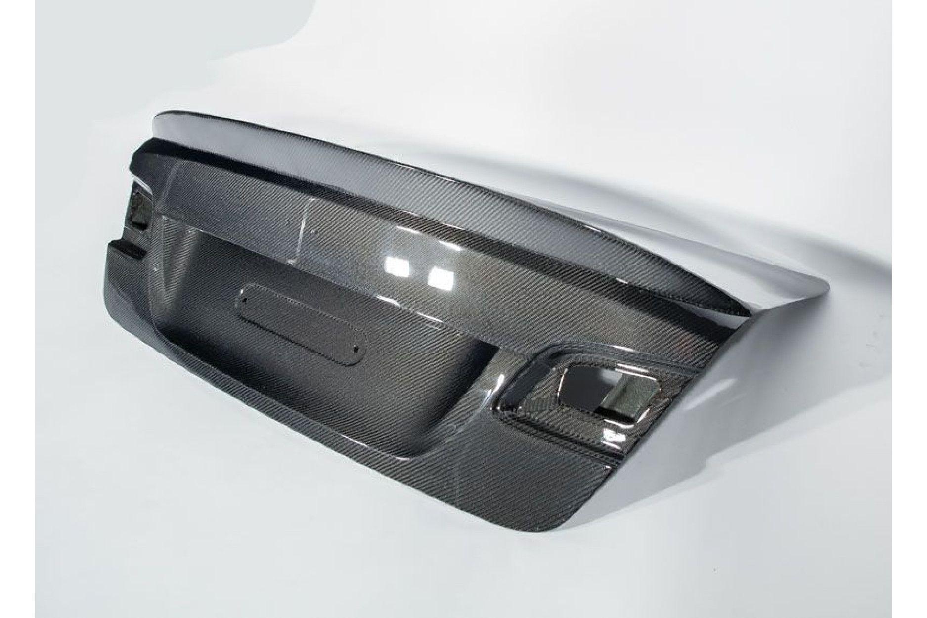 Boca Carbon Heckdeckel für BMW 3er E92 - ähnlich Performance