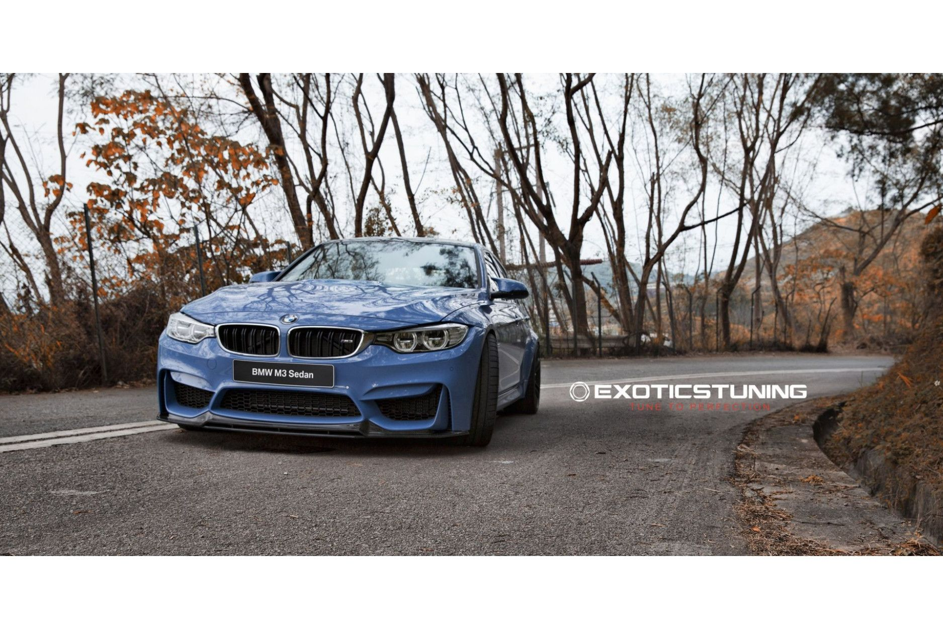 MTC Carbon Frontlippe für BMW F8x M3 M4