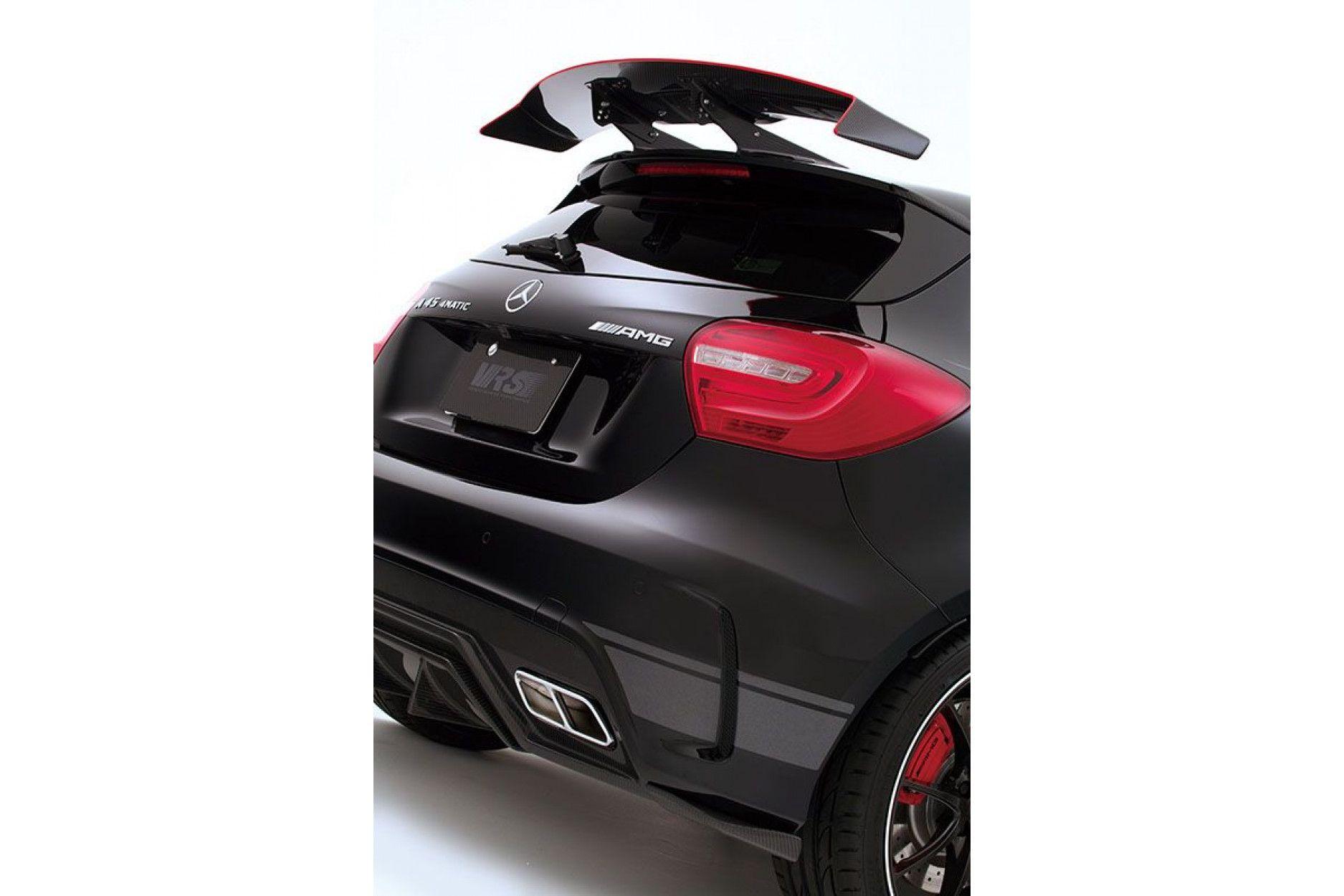 Varis Carbon Diffusor für Mercedes Benz W176 A45 AMG