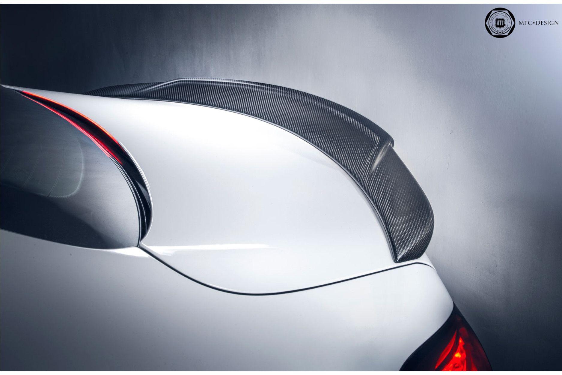 MTC Carbon Spoiler für Mercedes C63 AMG W205