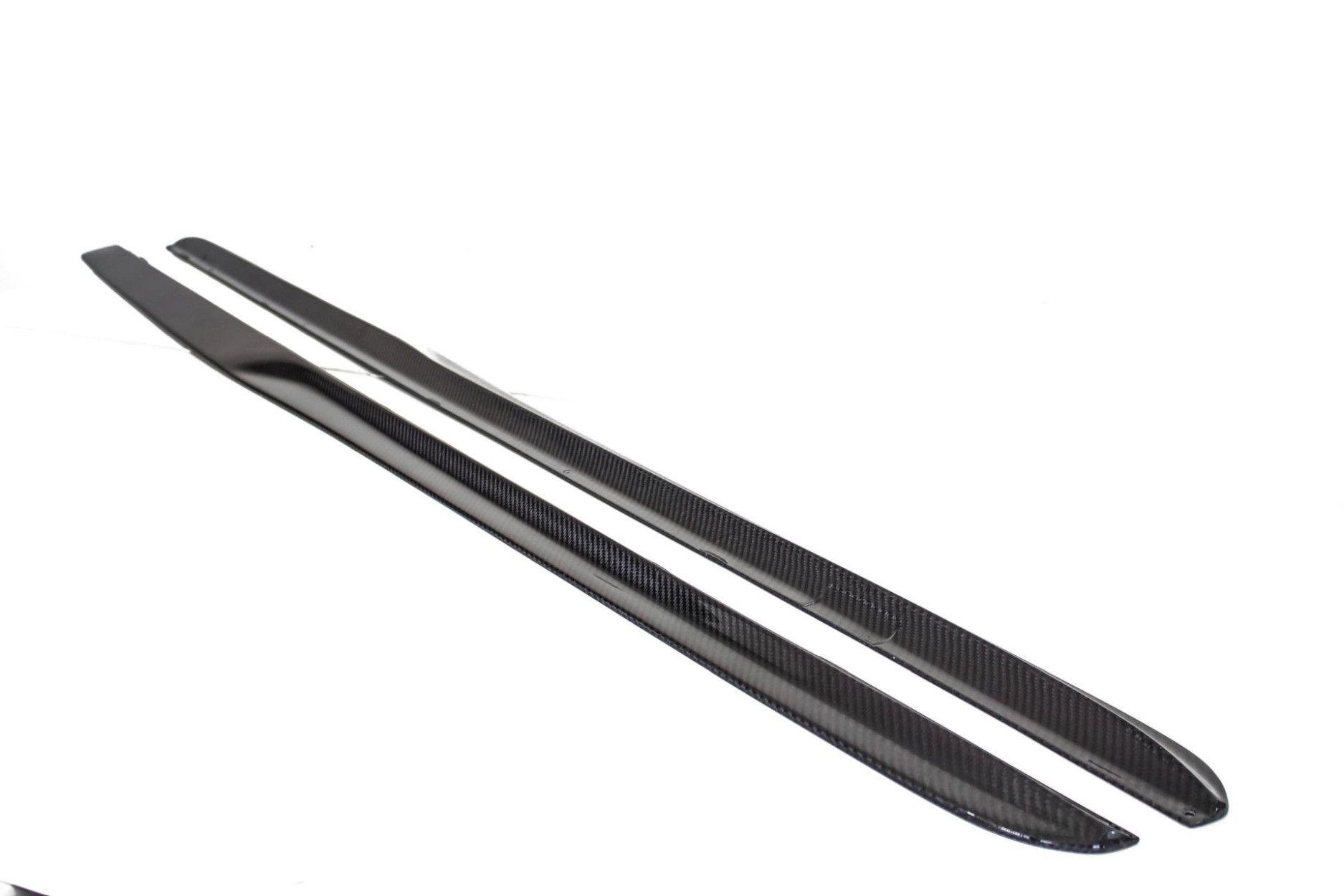 PSM Dynamic Carbon Seitenschweller für Mercedes C-Klasse W205 C63 AMG