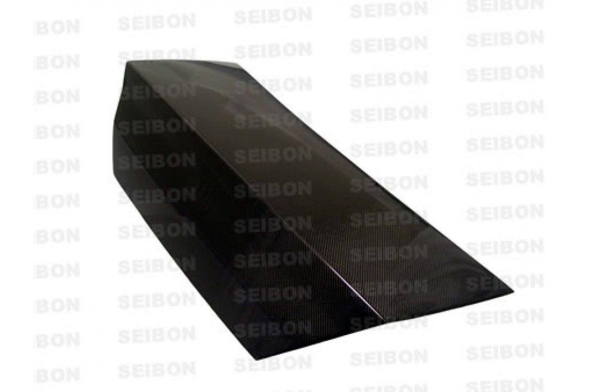 Seibon Carbon Heckdeckel für Mitsubishi Lancer Evolution VII|Evolution IX 2003 - 2007 OE-Style