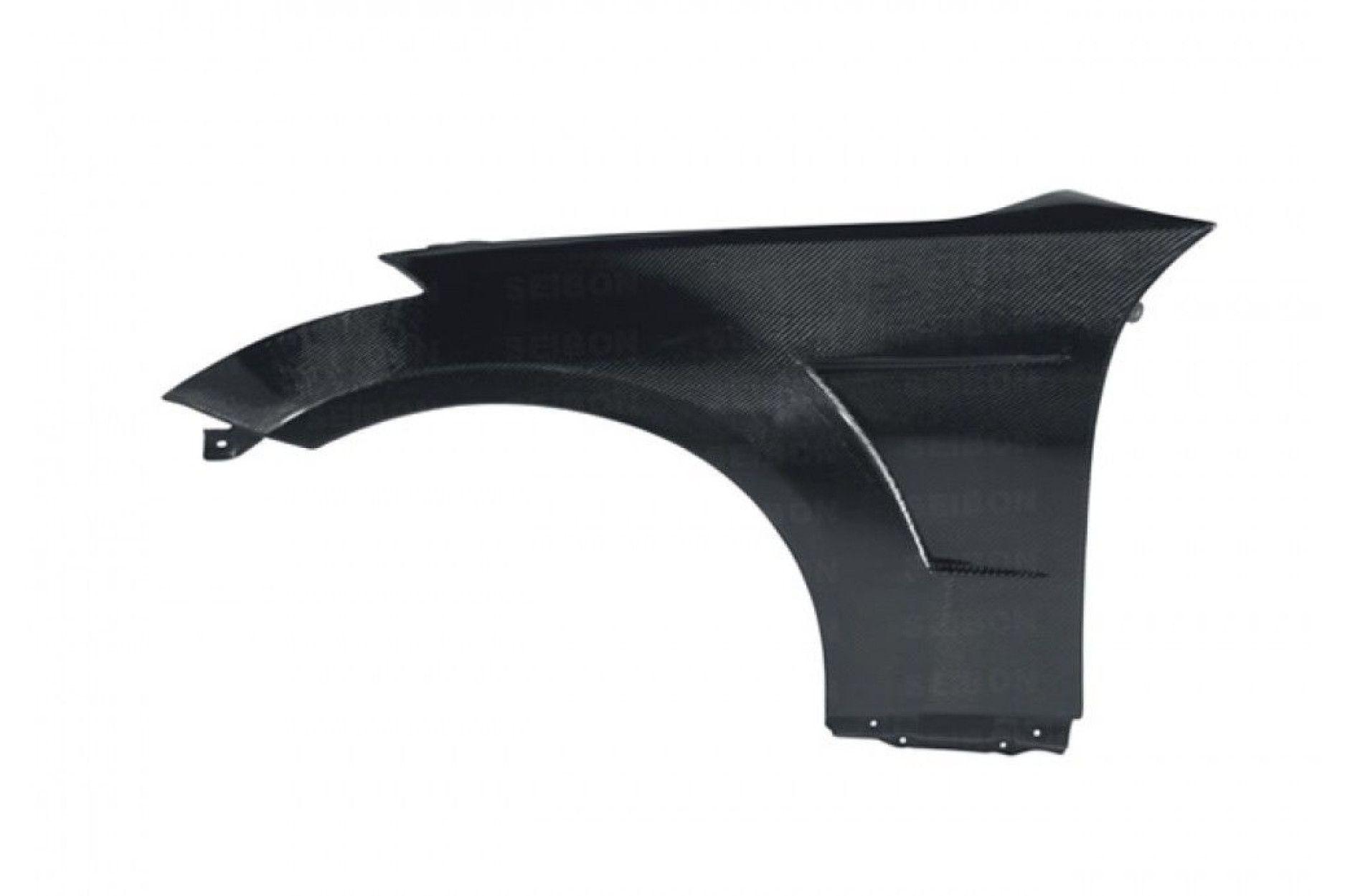 Seibon Carbon Kotflügel für Nissan 350Z 2002 - 2008 WIDE-Style