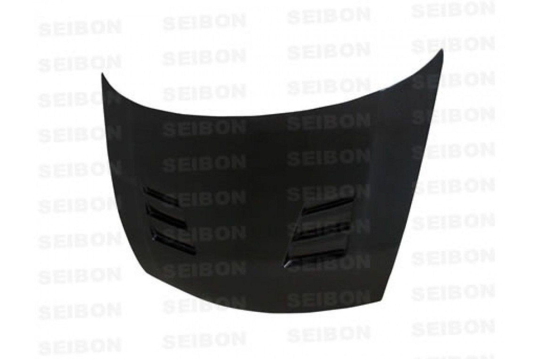 Seibon Carbon Motorhaube für Honda Civic FD1|FD3|FD2|FD5 2006 - 2010 4D JDM & Acura CSX TS-Style