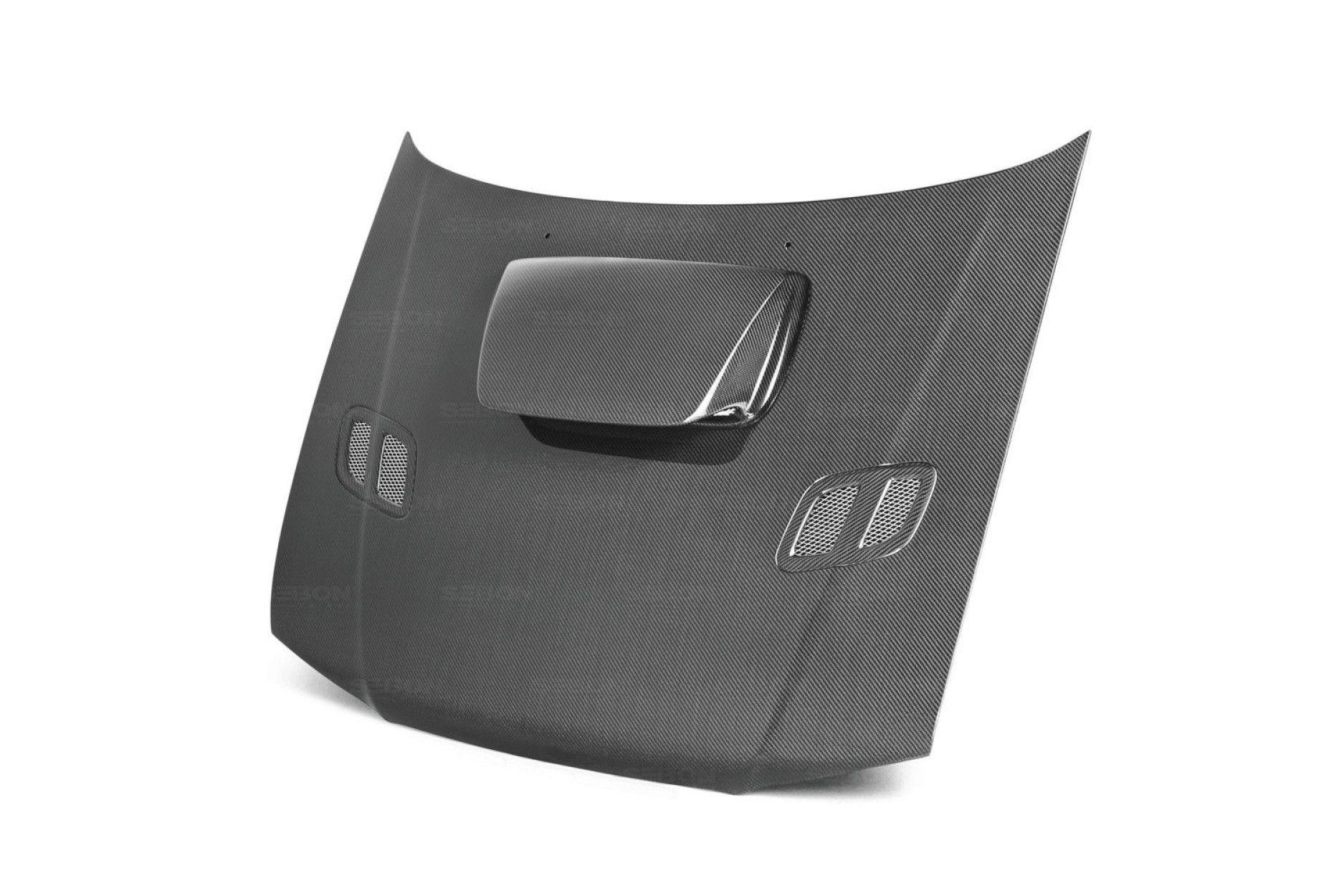 Seibon Carbon Motorhaube für Subaru Impreza|WRX GC6|GC8 STI 1998 - 2001 OE-Style
