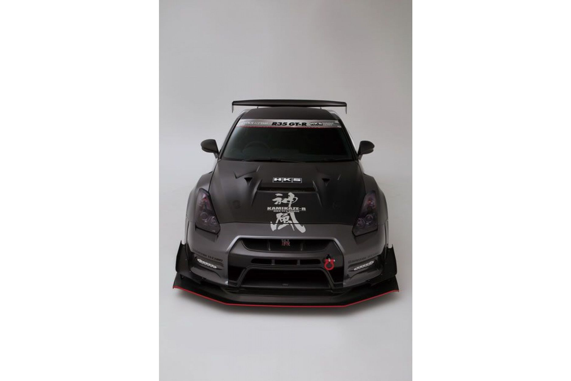 Varis Carbon Frontschürze Kamikaze für Nissan R35 GT-R (VSDC/GFK)