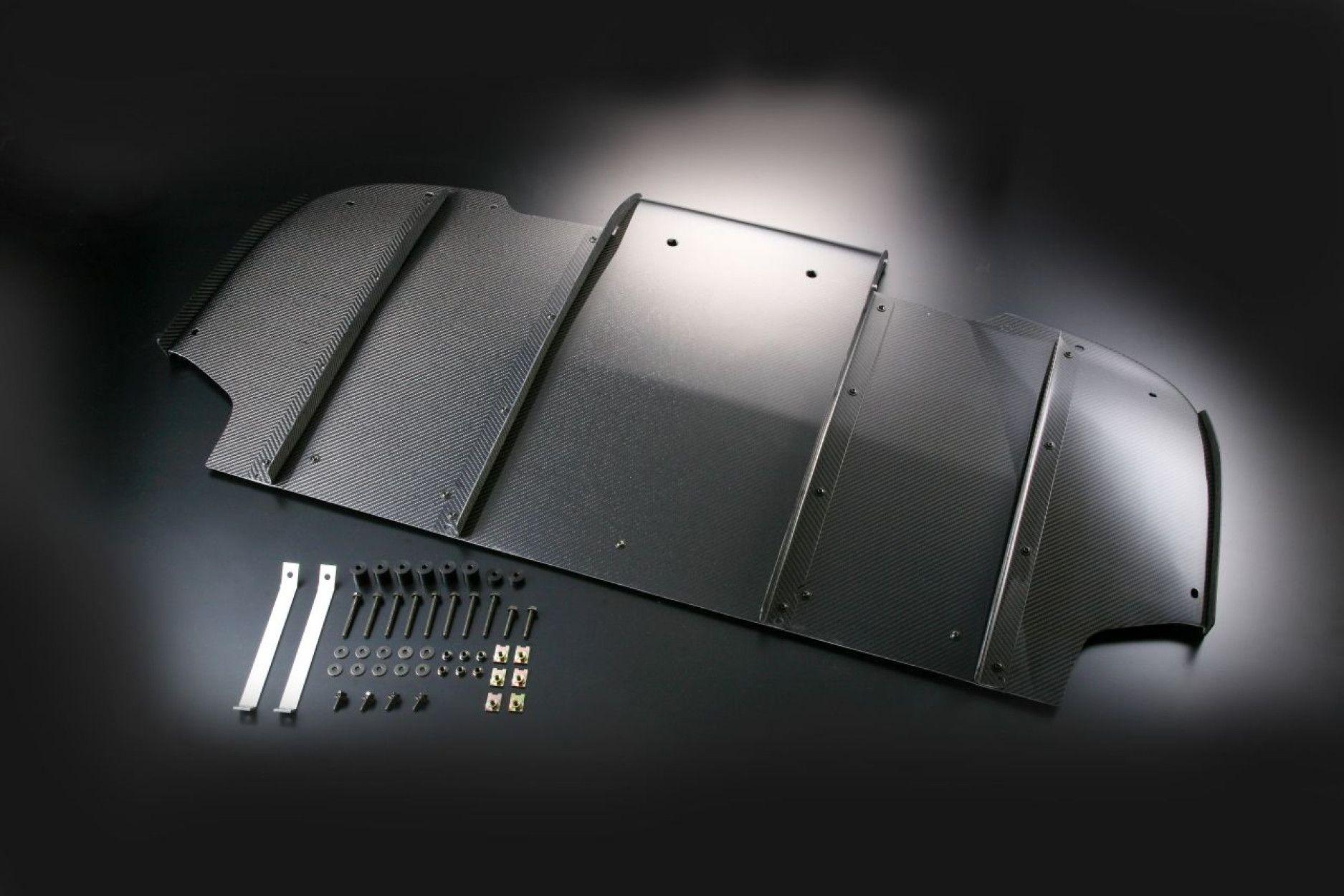 Varis Diffusor System 1 für BMW E46 M3