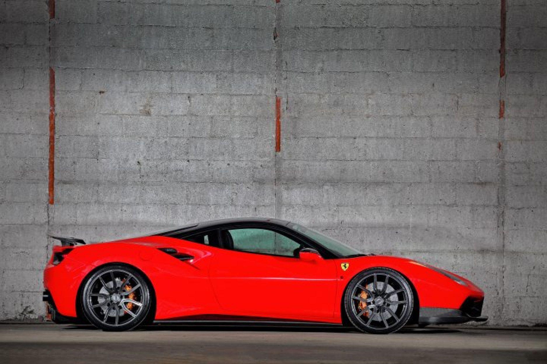 Seiler Performance Carbon Heckflügel Für Ferrari 488 Gtb Online Kaufen Bei Cfd