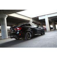 3DDesign Carbon Seitenschweller für BMW F86 X6M und F16 X6 mit M-Paket