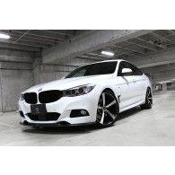 3DDesign Carbon Frontlippe für BMW 3er F34 mit M-Paket