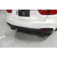 3DDesign Carbon Diffusor für BMW 3er F34 mit M-Paket