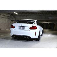 3DDesign Carbon Heckflügel für BMW F87 M2 und M2 Competition