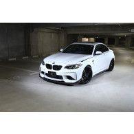 3DDesign Carbon Frontlippe Set für BMW F87 M2