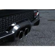 3DDesign Carbon Diffusor für Mini Cooper S Facelift
