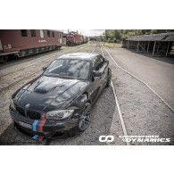 Boca Carbon Motorhaube für BMW 1er E82 / E87