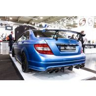Boca Carbon Diffusor Race Typ 1 für Mercedes Benz C63 AMG C204 W204