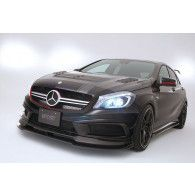 Varis Carbon Lufteinlassverkleidung für Mercedes W176 A45 AMG