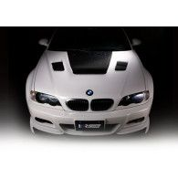 Varis Carbon Cooling Motorhaube für BMW E46 M3