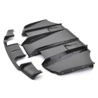 Varis Carbon Diffusor (System 1) für BMW E92 M3
