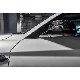 3DDesign Carbon Austausch Spiegelkappen für BMW F87 M2 Competition