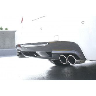 3DDesign Carbon Diffusor für BMW 3er E90 E91 mit M-Paket für Duplex AGA