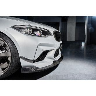 3DDesign Carbon Canards für BMW F87 M2 Competition