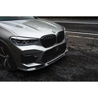 3DDesign Carbon Frontlippe für BMW F97 X3M und F98 X4M