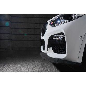 3DDesign Carbon Frontlippe für BMW G01 X3 mit M-Paket