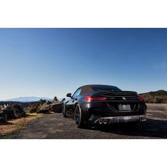 3DDesign Carbon Diffusor für BMW G29 Z4 sDrive20i 30i M-Paket (4 Endrohre)