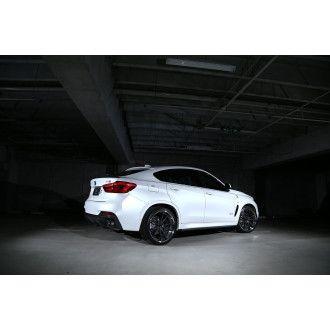 3DDesign Carbon Diffusor für BMW F16 X6 mit M-Paket