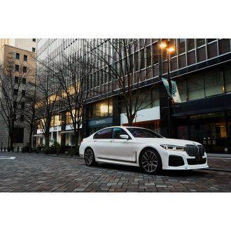 3DDesign PUR Frontlippe für BMW G11 G12 LCI Facelift mit M-Paket